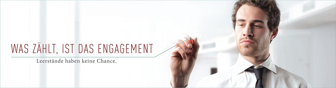 Was zählt, ist das Engagement - Leerstände haben keine Chance